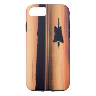 A skiff at sunrise in Eggemoggin Reach in Little iPhone 7 Case