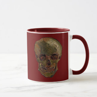 A Skull by Vincent van Gogh Mug