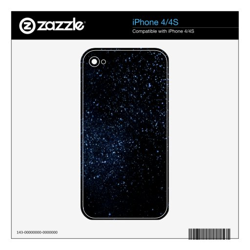 A Sky Full of Stars Decal For The iPhone 4