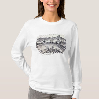 A Slate Quarry in Angers, 1561 T-Shirt