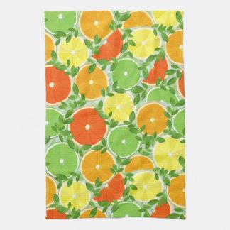A Slice of Citrus Kitchen Towels