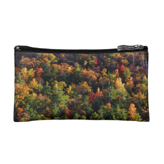 A Slice of Fall Cosmetic Bag