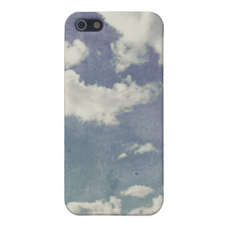 A Slice of Heaven Cloud Artwork Case For iPhone SE/5/5s