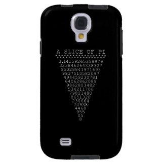 A Slice of Pi Triangle Galaxy S4 Case