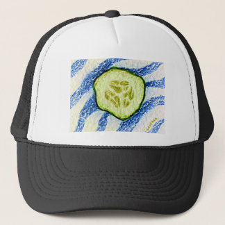 A Slice of Summer Trucker Hat