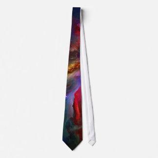 A slice of the Orion Nebula Neck Tie