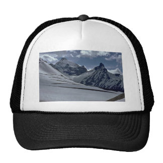 A Slide On The Mountain Trucker Hat