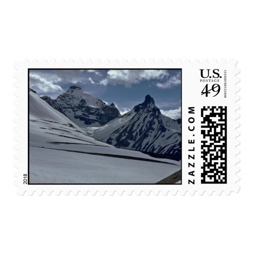 A Slide On The Mountain Stamps