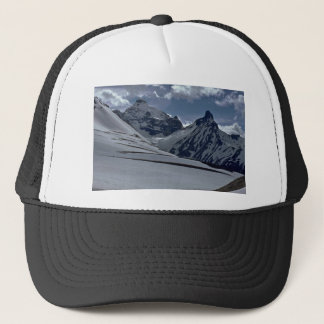 A Slide On The Mountain Trucker Hat