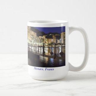 A small bridge near the beach of Monaco Coffee Mug