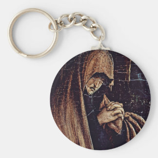 A Small Crucifixion: Christ On The Cross, Mary Mag Keychain