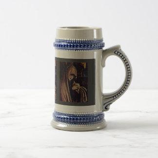 A Small Crucifixion: Christ On The Cross, Mary Mag Mug