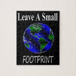A Small Footprint Globe Puzzles