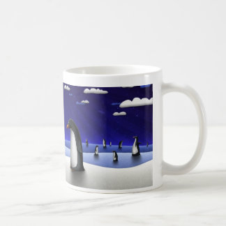 A Small Gift For Christmas Classic White Coffee Mug
