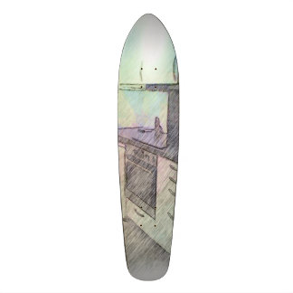 A small Kitchen Skateboards