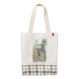 A small Kitchen Zazzle HEART Tote Bag