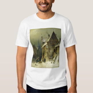 A Small Town in the Rhine Tee Shirt