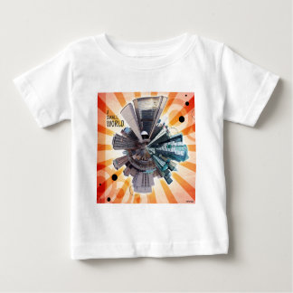 A Small World Baby T-Shirt