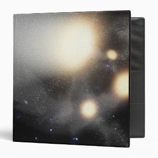 A smash-up of galaxies binder