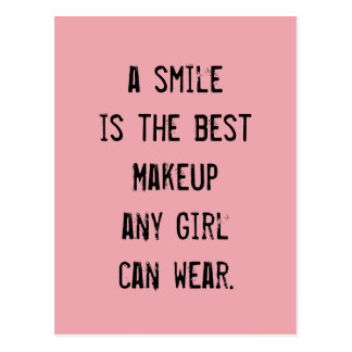 Smile Is The Best Makeup You Can Wear Makeupviewco