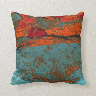 """""""A Smudge of Mars"""" JTG Art Pillow"""