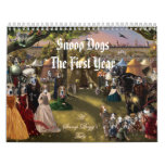 A Snoop Dog's Tale, Snoop DogsThe First Year Wall Calendar