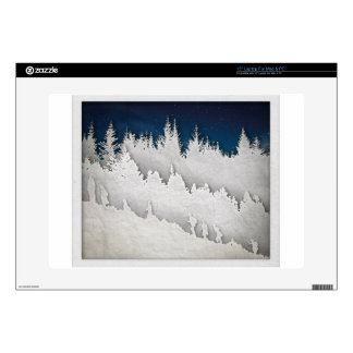 "A Snow Hike 15"" Laptop Skins"