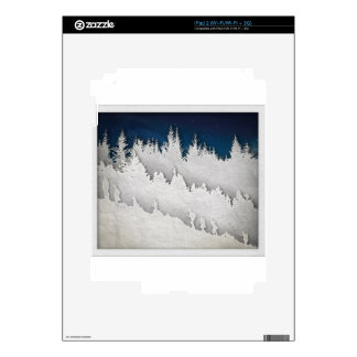 A Snow Hike Decal For The iPad 2