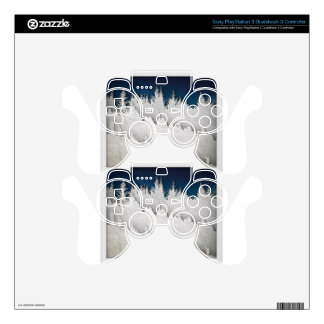 A Snow Hike PS3 Controller Decal