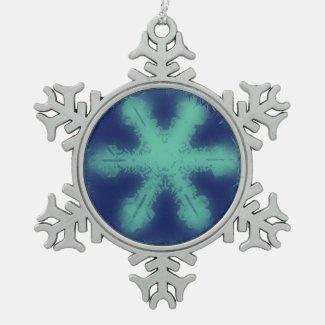 A Snowflake 4 Snowflake Ornaments