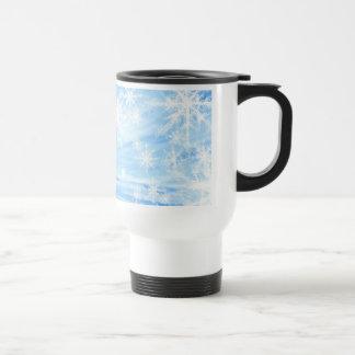 A Snowflake mug for Christmas