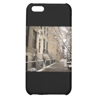 A Snowy Day on the Upper East Side iPhone 5C Case