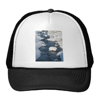 A Snowy River view Hat