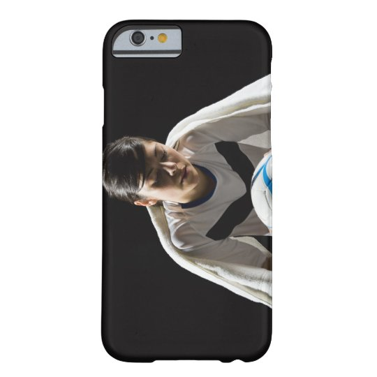 A soccer player 7 barely there iPhone 6 case