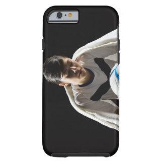 A soccer player 7 tough iPhone 6 case