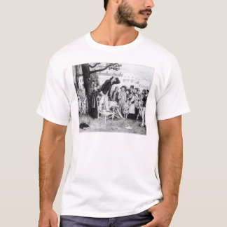 A Socialist Speaker, engraved by W.Strong, 1891 T-Shirt
