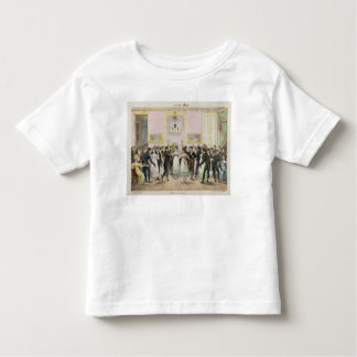 A Society Ball, engraved by Charles Etienne Toddler T-shirt