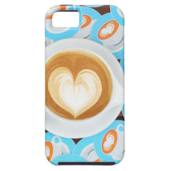 A soft heart iPhone SE/5/5s case