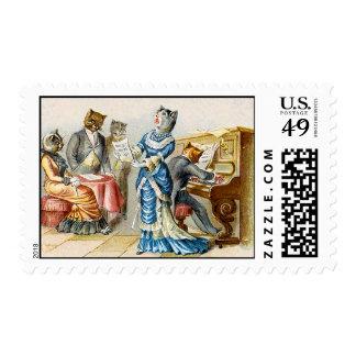 A solas timbres postales