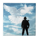 A Soldier For Peace Tile
