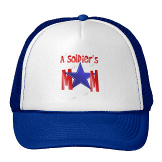 A Soldier's Mom Hats