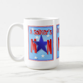 A Soldier's Mom Mugs
