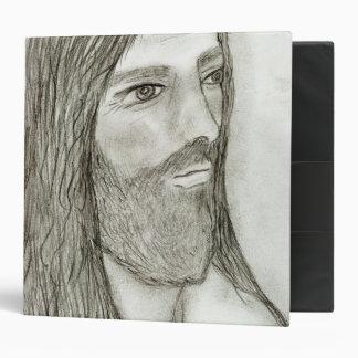 A Solemn Jesus II Binder
