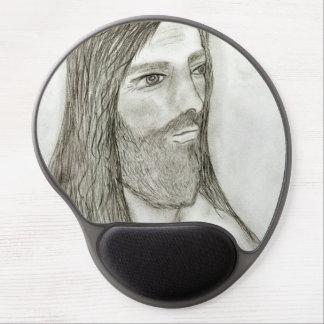 A Solemn Jesus II Gel Mouse Pad