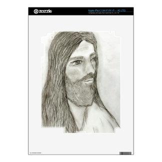 A Solemn Jesus II Skins For iPad 3