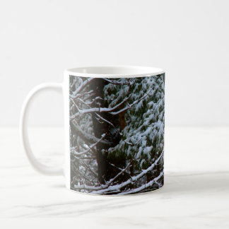 A Somber Scene Of Winter Coffee Mug