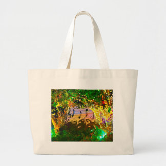 A Song Came to Mind Large Tote Bag