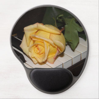 A Song From A Rose Gel Mousepad