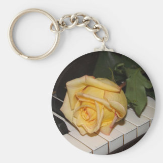 A Song From A Rose Keychain