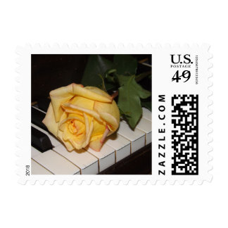 A Song From A Rose Postage Stamps